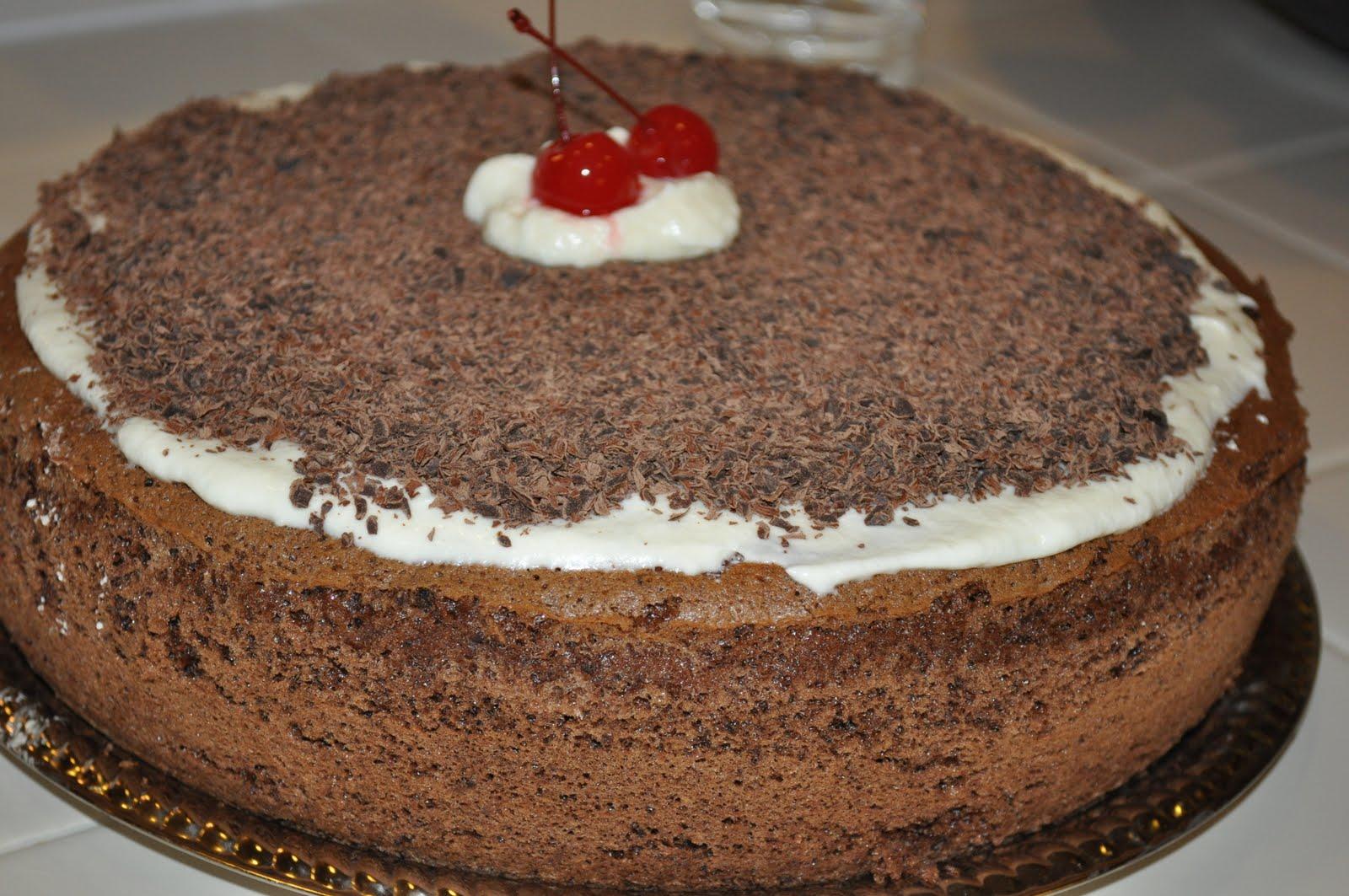 Cherry Cake Recipe Joy Of Baking: Delights Of Culinaria