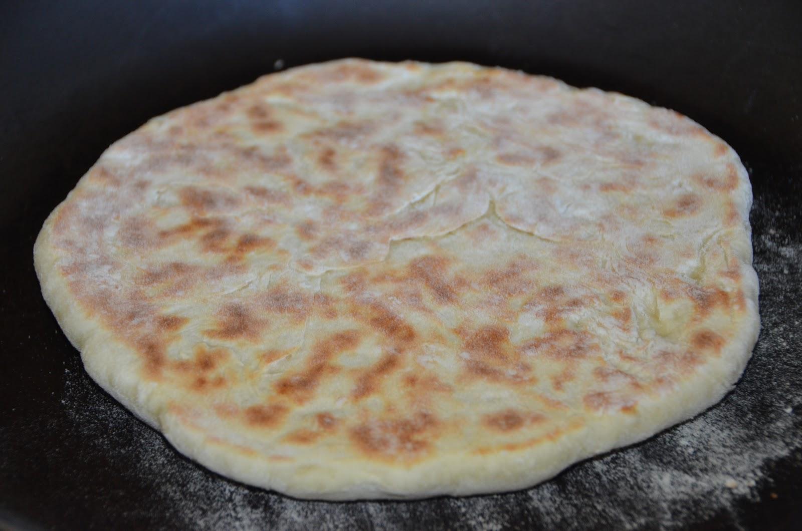 Khachapuri in the pan. Cheese Khachapuri: A Step-by-Step Recipe 69