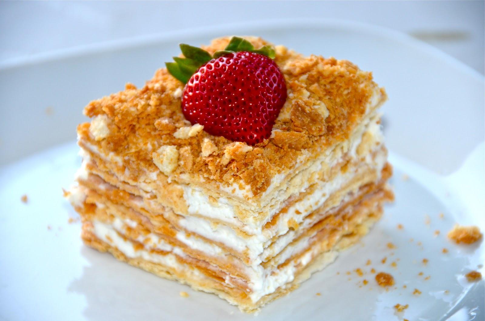 Картинки по запросу Napoleon cake